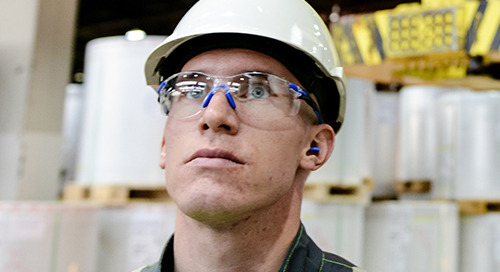 Discover the soul behind 3M eye protection science.