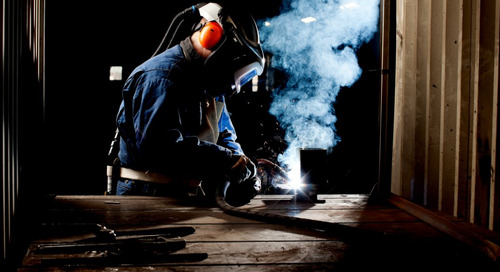 Helping keep you safe from common welding respiratory hazards