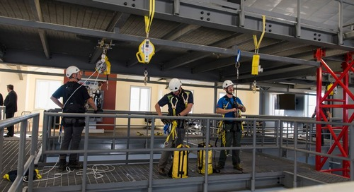 Fall protection workplace training and federal jobs grants