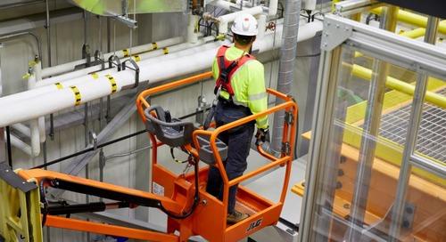 Webinaire: Protection contre les chutes pour les plateformes de travail élevées
