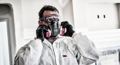 How to select the right cartridges or filters for your 3M™ Reusable Respirator
