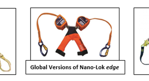 Recall notice: 3M™ DBI-SALA® Twin-Leg Nano-Lok™ edge and Twin-Leg Nano-Lok™ Wrap Back Self-Retracting Lifelines