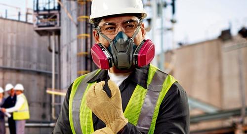Facteurs de protection caractéristiques (FPC) pour les respirateurs 3M sélectionnés