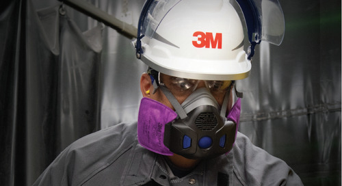 Brochure: 3M™ Secure Click™ Half Facepiece  Reusable Respirator HF-800 Series