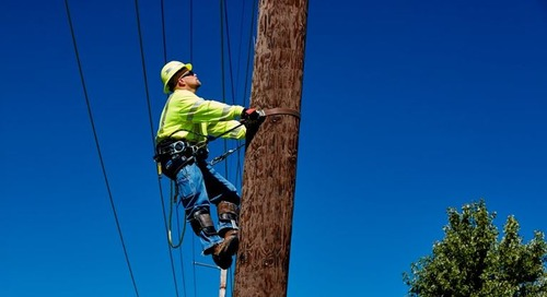 Life on the line: The challenges and rewards of a lineworker career