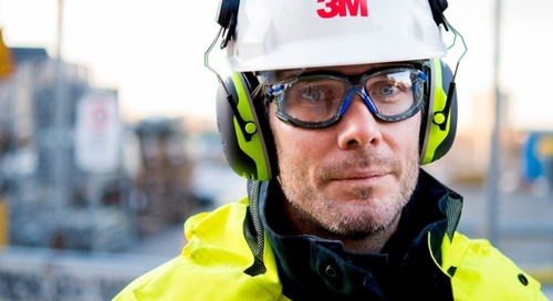 The importance of properly fitting safety glasses