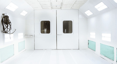 3M Tech Talk: Paint booth protection.