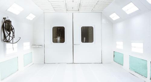 Présentation technique 3M : Protection des cabines de peinture Contribue à maintenir votre investissement en parfait état.