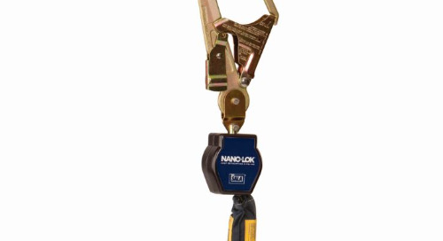 Stop Use and Inspection Notice: Specific 3M™ DBI-SALA® Nano-Lok™ Self Retracting Lifeline with Anchor Hook