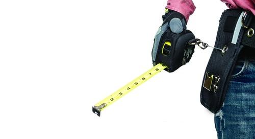 Défiez la gravité grâce à la gamme élargie de produits de protection contre les chutes d'outils DBI-SALA® 3M(MC)