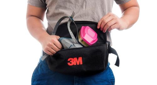 Garder les Respirateurs réutilisables 3M(MC) sous la main
