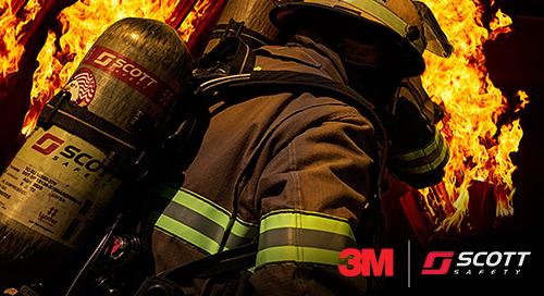 3M et Scott Safety : Ensemble.