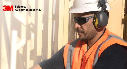 Protection claire des yeux contre les projectiles, les éclaboussures et autres dangers.