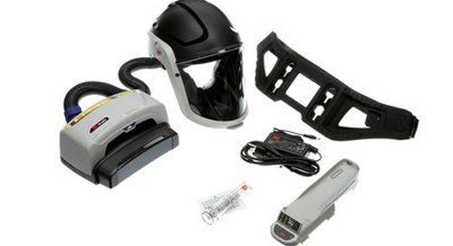 Trousse de respirateur d'épuration d'air propulsé pour industrie lourde Versaflo(MC) 3M(MC), TR-600-HIK.