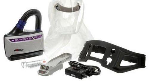 Trousse de respirateur d'épuration d'air propulsé à nettoyage facile Versaflo(MC) 3M(MC), TR-600-ECK.