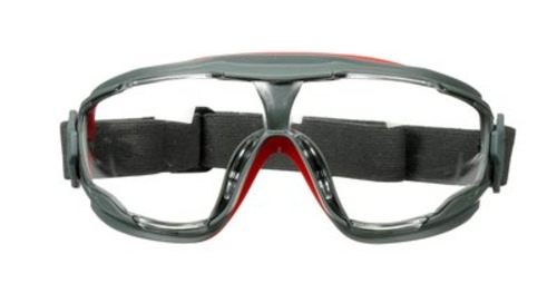 Lunettes à coques antiéclaboussures Goggle Gear 3M(MC) avec revêtement antibuée Scotchgard(MC) transparent, GG501SGAF.