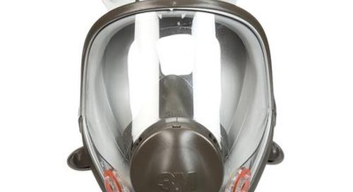 Respirateur réutilisable à masque complet, série 6000 3M(MC).