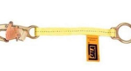 Mise en garde relative à un produit: Utilisation des rallonges pour anneau dorsal en D dans le cadre des applications de bords d'attaque