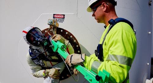 Comment les respirateurs à admission d'air par pression peuvent aider les travailleurs à lutter contre les menaces respiratoires inconnues