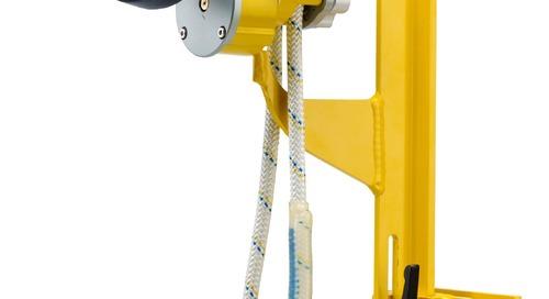 Dispositif de sauvetage et de descente R550 Rollgliss(MC) DBI-SALA® 3M(MC)