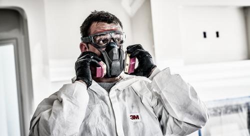 Comment choisir les bonnes cartouches ou les bons filtres pour votre respirateur réutilisable 3M(MC)