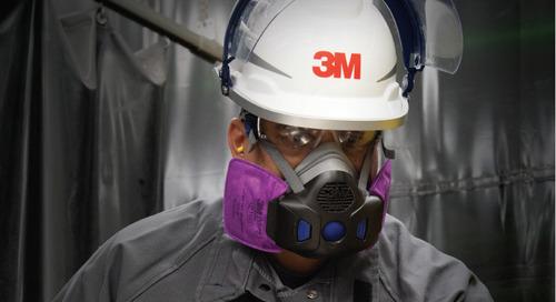 Brochure : Respirateur réutilisable à demi-masque Secure Click(MC) 3M(MC) de Série HF-800