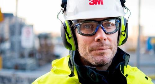 L'importance de bien ajuster ses lunettes de protection
