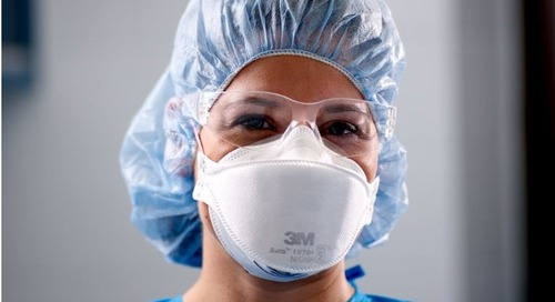 Protection des yeux pour la prévention des infections