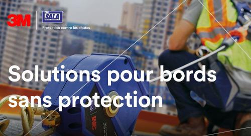 Solutions pour travail près des bords sans protection DBI-SALA® 3MMC - FR