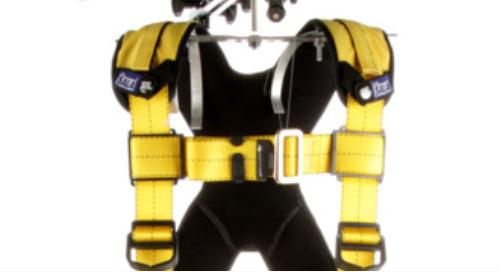 AVIS D'ARRÊT D'UTILISATION ET D'INSPECTION : Harnais de style veste DeltaMC DBI-SALA® 3MMC (versions homologuées par la CSA) spécifiques