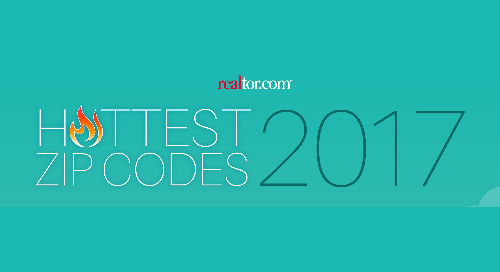Realtor.com Ranks the Hottest ZIP Codes for 2017