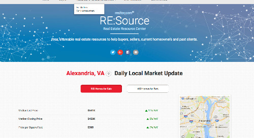 RE:Source – A FREE resource from realtor.com®