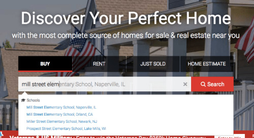 Buyers Can Search by School on realtor.com®