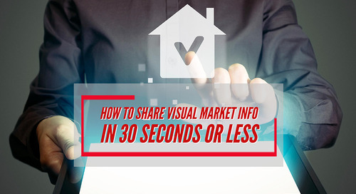 No time for infographics? How to share visual market info in 30 seconds or less