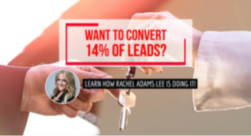 Rachel Adams Lee's two-day, 14% lead conversion plan