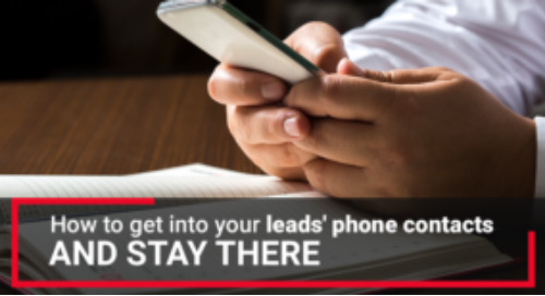 How to get into your leads' phone contacts (and stay there)