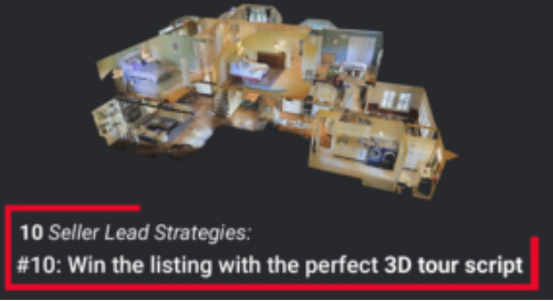 Win the listing with the perfect 3D tour script