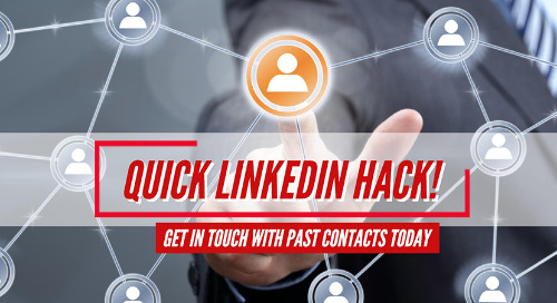 LinkedIn hack! Export the email addresses of all your LinkedIn contacts