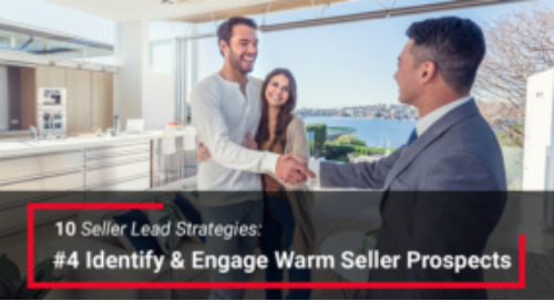 Identify and engage warm seller prospects using intel and tools you already own