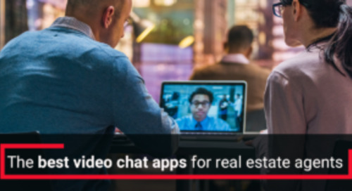 The five best video chat apps for real estate agents