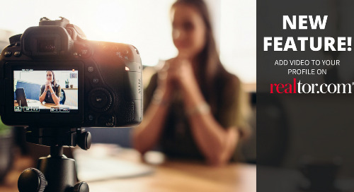 Add a video to your agent or office profile on realtor.com®