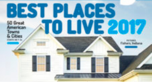 Money Magazine Reveals the 2017 Best Places to Live in America
