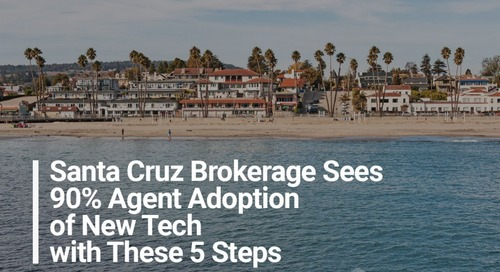 Brokerage Achieves 90% Agent Adoption of New Tech