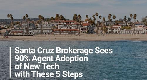 Brokerage Achieves 90% Agent Adoption of New Tech