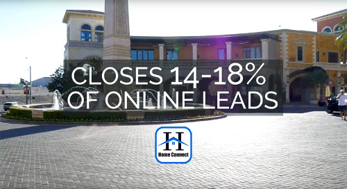 Vegas Real Estate Company Nixes Prospecting in Favor of Active Web Leads and Crushes Conversion