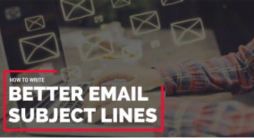 How real estate agents can write better email subject lines (Part 1 of 2)