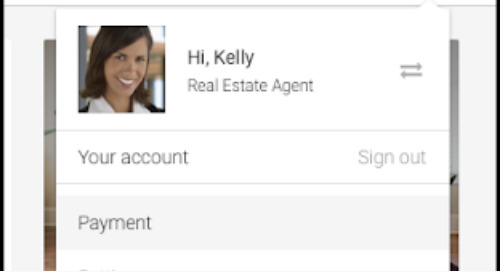New! Self-serve realtor.com® payment services