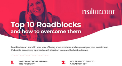 For Agents: Top 10 Roadblocks and How to Overcome Them