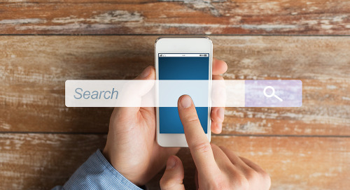 What do prospects find when they search for you online?