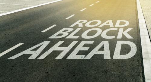 Overcoming 3 common roadblocks that slow you down